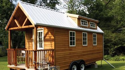 房车式木屋