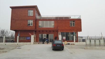 天津海语城售楼处